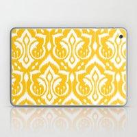 Ikat Damask Laptop & iPad Skin