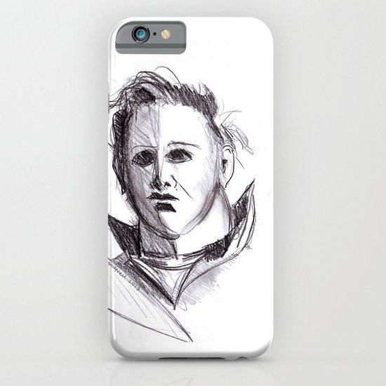 Micheal Myers  iPhone & iPod Case