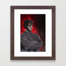 Ostinato Framed Art Print