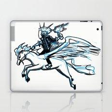 Aerial punk   Laptop & iPad Skin