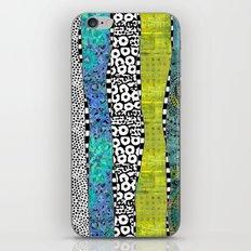 Happy Stripe iPhone & iPod Skin