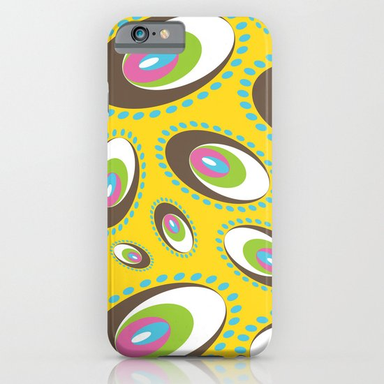 Ovoid Explosion iPhone & iPod Case
