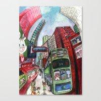 192 Canvas Print