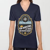 Stay The Course Unisex V-Neck