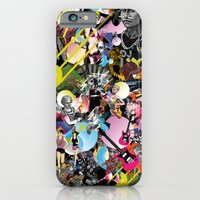 iPhone & iPod Case featuring NURAVE by DIVIDUS