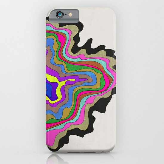 Color Wave iPhone & iPod Case