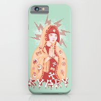 iPhone & iPod Case featuring St. Kyary by Stephanie Matos