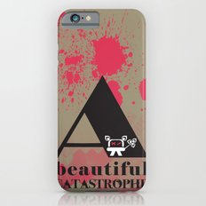A Beautiful Catastrophe Big iPhone 6 Slim Case