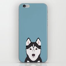 Shiloh - Husky Siberian … iPhone & iPod Skin