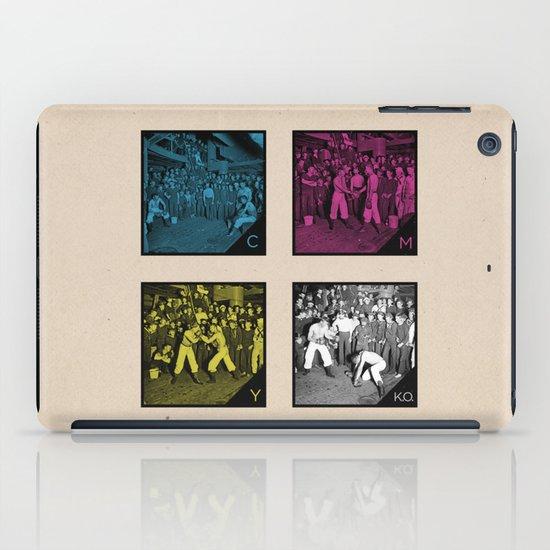 CMYK.O. iPad Case