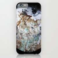 Excerpt / Curacao Coffee on Canvas iPhone 6 Slim Case