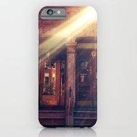 iPhone & iPod Case featuring Doors with Flare by Shy Photog
