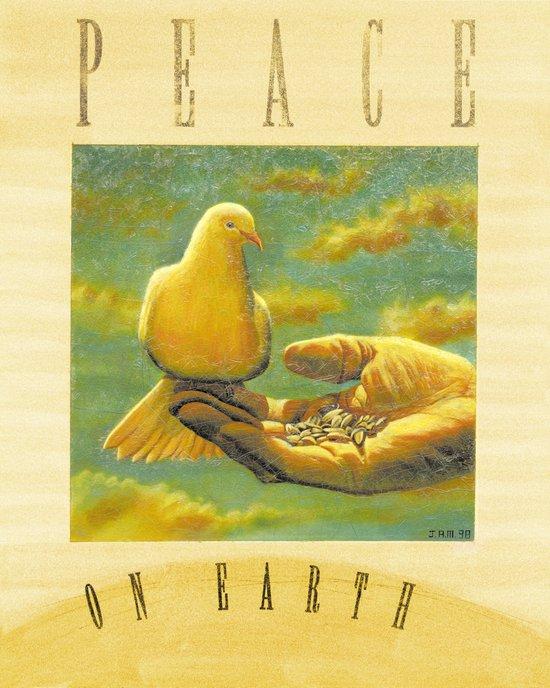 Peace On Earth Art Print