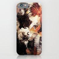 Bandwagon Abstract Portr… iPhone 6 Slim Case