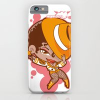 iPhone & iPod Case featuring Bee-J Color3 by Nymboo