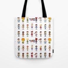 Super Street Fighter II Turbo Tote Bag