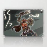 Bolt Thundersmite- Versi… Laptop & iPad Skin
