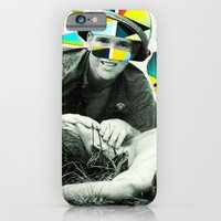 iPhone & iPod Case featuring Last Breath by Regal Definition