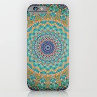 Travel Into Dimensions iPhone 6 Slim Case