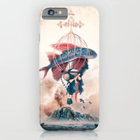 iPhone & iPod Case featuring FlyFish by Tanya_tk