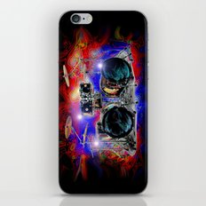 Psychedelic Drums iPhone & iPod Skin