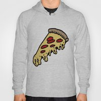 pizza Hoody