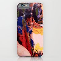 turtle iPhone & iPod Cases featuring Turtle by Art By Carob