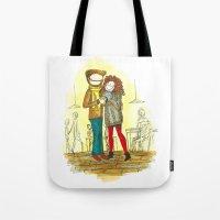 Coffee + Love Tote Bag