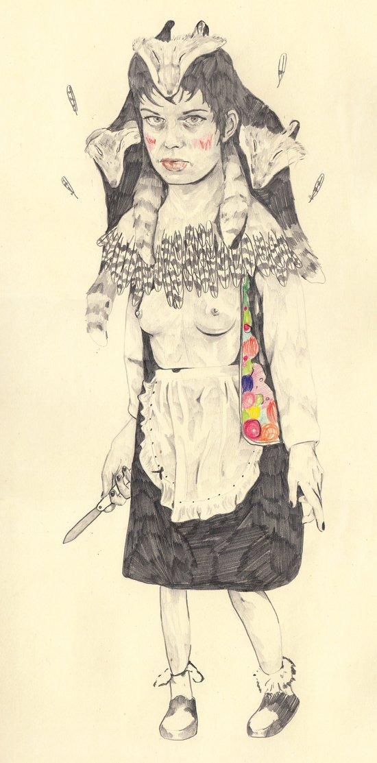 BNW #2 Art Print