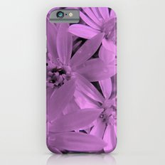 Pink Daisies Slim Case iPhone 6s