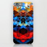 Red Beast Crowned In Blu… iPhone 6 Slim Case