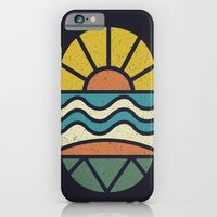 Lets Go Surfing iPhone 6 Slim Case