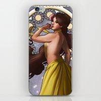 Zodiac Art Show - Gemini iPhone & iPod Skin