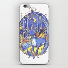 Not All Those Who Wonder Are Lost  iPhone & iPod Skin