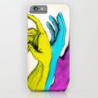 Painted Hands iPhone 6 Slim Case