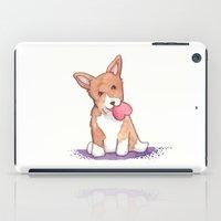 Corgi Love iPad Case