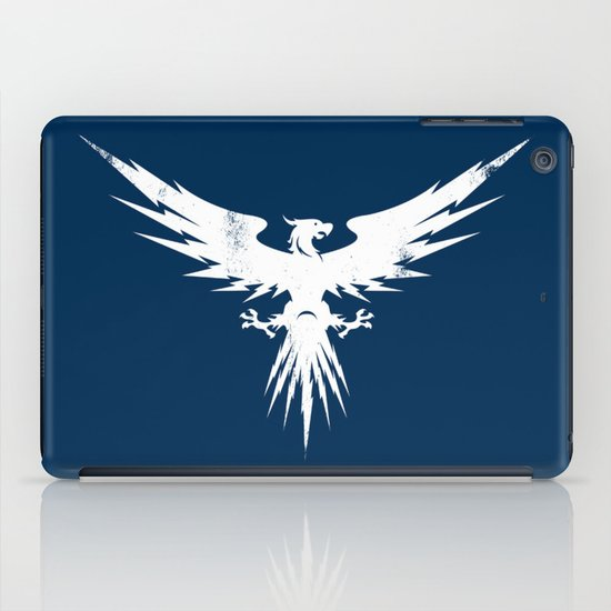 thunderbirds iPad Case