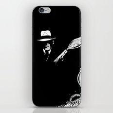Dutch Schultz iPhone & iPod Skin