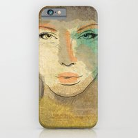iPhone & iPod Case featuring Agata by Moonlighting