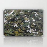 Fallen Blossoms Laptop & iPad Skin