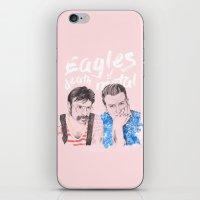 Eagles of Death Metal iPhone & iPod Skin