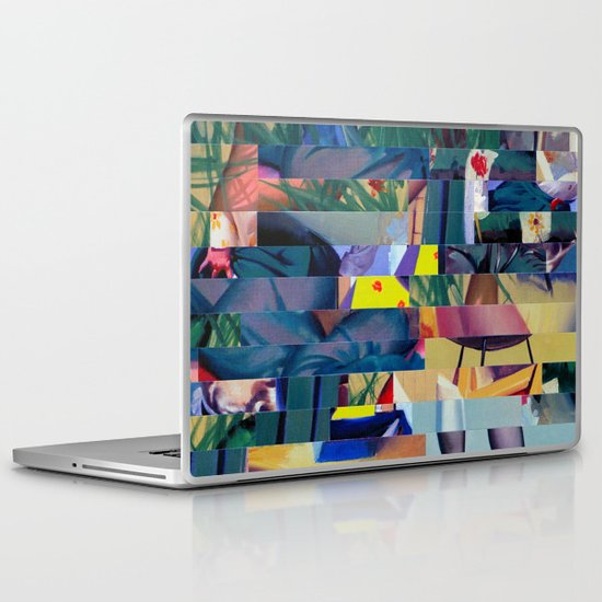 Kill The Wabbit (Provenance Series) Laptop & iPad Skin
