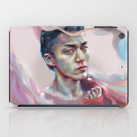 Anger in My Soul iPad Case