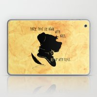 Those That Lie Down With… Laptop & iPad Skin