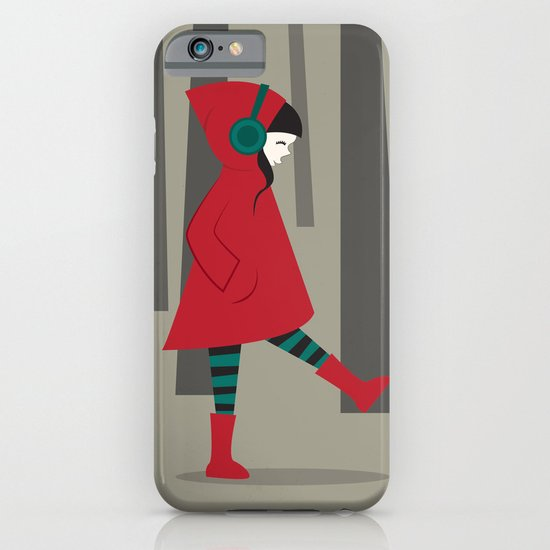 There is No Wolf iPhone & iPod Case