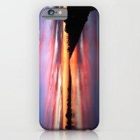 Sunset On The San Diego … iPhone 6 Slim Case