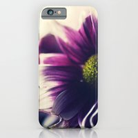 Mother's Day Purple Flower iPhone 6 Slim Case