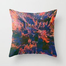 New Sacred 03 (2014) Throw Pillow
