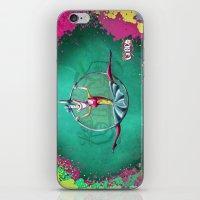 Los Circo Los - Lira Clo… iPhone & iPod Skin