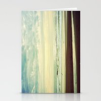 As The Sun Begins To Fad… Stationery Cards